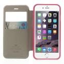 Apple iPhone 6 Etui – Wow Bumper Ciemny Różowy