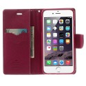 Apple iPhone 6 Plus Portfel Etui – Fancy Różowy