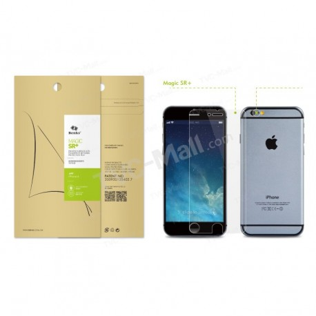Apple iPhone 6 - folia ochronna - Benks SR+ matowa