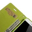 Apple iPhone 6 Portfel Etui – Fancy Niebieski (KR)
