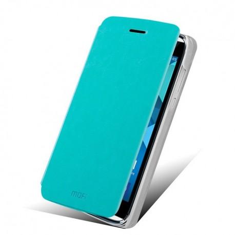 Alcatel One Touch Idol Alpha - etui na telefon i dokumenty - MOFI Rui niebieskie