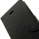 Asus Zenfone 4 Portfel Etui – Fancy Czarne