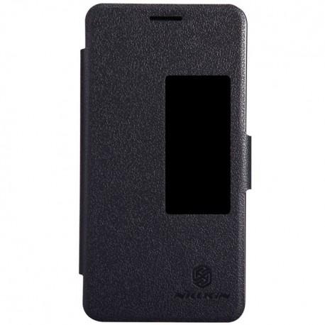 Huawei Honor 6 - etui na telefon - Nillkin Fresh czarne