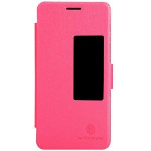 Huawei Honor 6 - etui na telefon - Nillkin Fresh czerwone