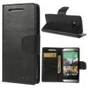 HTC One M8 Portfel Etui – Sonata Czarne