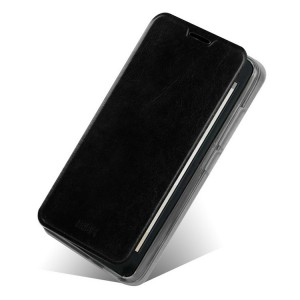 Huawei Ascend G630 - etui na telefon - MOFI Rui czarne