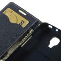 LG F70 Portfel Etui – Goospery Fancy Zielone