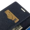 Sony Xperia C3 Goospery Portfel Etui – Fancy Zielone