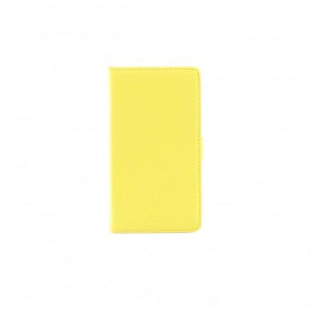 Nokia Lumia 1020 - etui na telefon i dokumenty - Insmat żółte