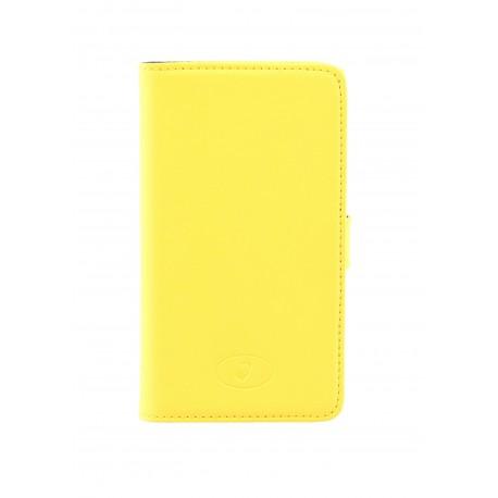 Nokia Lumia 520 - etui na telefon i dokumenty - Insmat żółte