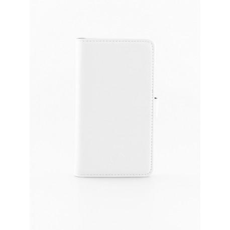 Nokia Lumia 520 - etui na telefon i dokumenty - Insmat białe