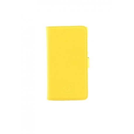 Nokia Lumia 720 - etui na telefon i dokumenty - Insmat żółte