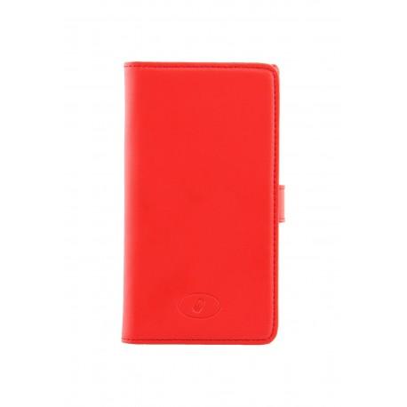 Nokia Lumia 720 - etui na telefon i dokumenty - Insmat czerwone