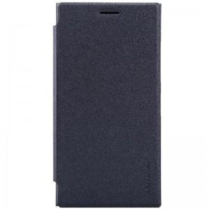 Nokia Lumia 730 / 735 - etui na telefon - Nillkin Sparkle czarne