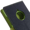 Nokia Lumia 830 Portfel Etui – Fancy Niebieski