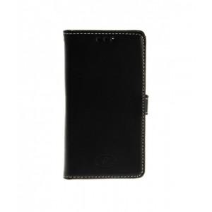 Nokia Lumia 930 - etui skórzane na telefon i dokumenty - Insmat czarne