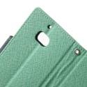 Nokia Lumia 930 Portfel Etui – Cyjan Fancy