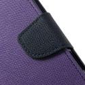 Nokia Lumia 930 Portfel Etui – Purpurowy Fancy
