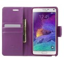 Samsung Galaxy Note 4 Etui – Sonata Purpurowy
