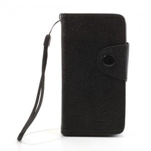 Samsung Galaxy S Advance - etui na telefon i dokumenty - MLT czarne