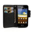 Samsung Galaxy S Advance Portfel Etui – MLT Czarne