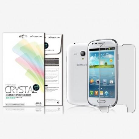 Samsung Galaxy S3 Mini - folia ochronna - Nillkin