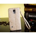 Samsung Galaxy S5 Etui – Leiers Eternal Szampan