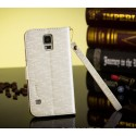 Samsung Galaxy S5 Etui – Leiers Eternal Białe