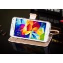 Samsung Galaxy S5 Etui – Leiers Eternal Różowy