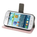 Samsung Galaxy Trend / Trend Plus Etui – CH Różowy