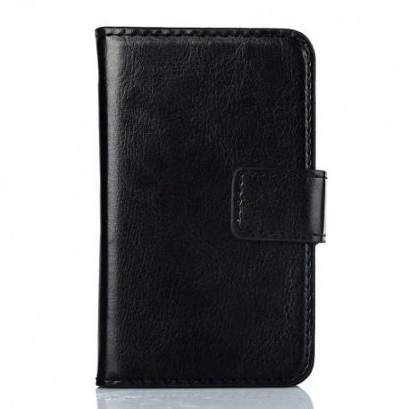Samsung Galaxy Young - etui na telefon i dokumenty - CH czarne