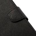 Sony Xperia J Portfel Etui – Fancy Czarne