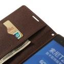 Sony Xperia T2 Ultra Portfel Etui – Fancy Czarne