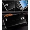 Huawei Ascend G700 Ochronne Etui – MOFI Czarne