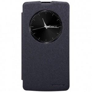 LG L Bello - etui na telefon - Nillkin Sparkle czarne