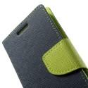 Samsung Galaxy A5 Portfel Etui – Fancy Niebieski (KR)