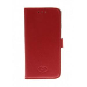 Apple iPhone 6 - etui na telefon i dokumenty - Insmat czerwone