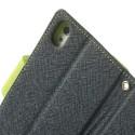 Huawei Ascend P7 Portfel Etui – Fancy Niebieski
