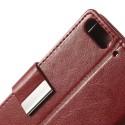 Huawei Ascend G6 Portfel Etui – CH Czerwony