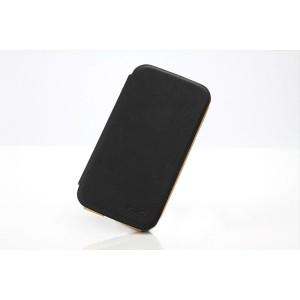 Samsung Galaxy S4 - etui na telefon i dokumenty - KLD Charming II czarne
