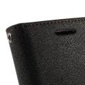 Samsung Galaxy K zoom Portfel Etui – Fancy Czarne