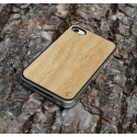 Apple iPhone 4 / 4S Etui Drewno Oak