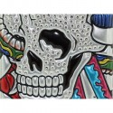 Apple iPhone 5 / 5S Obudowa 3D - Rock Skull