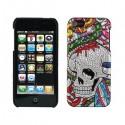 Apple iPhone 5 / 5S Obudowa 3D - Rock Skull