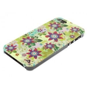 Apple iPhone 5 / 5S Obudowa – Kwitnąca Łąka
