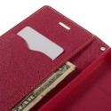 HTC Desire Eye Portfel Etui – Fancy Żółty