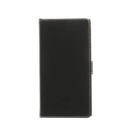 Jolla Mobile - etui skórzane na telefon i dokumenty - Insmat czarne