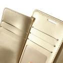 LG G3 Portfel Etui – Rich Diary Szampan