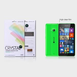 Microsoft Lumia 535 - folia ochronna - Nillkin