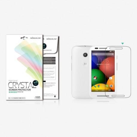 Motorola Moto E - folia ochronna - Nillkin